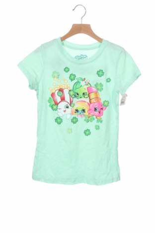 Παιδικό μπλουζάκι Shopkins, Μέγεθος 9-10y/ 140-146 εκ., Χρώμα Πράσινο, 60% βαμβάκι, 40% πολυεστέρας, Τιμή 13,80€