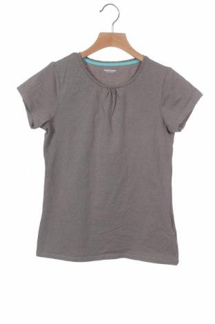 Παιδικό μπλουζάκι Vertbaudet, Μέγεθος 10-11y/ 146-152 εκ., Χρώμα Γκρί, 95% βαμβάκι, 5% ελαστάνη, Τιμή 3,18€