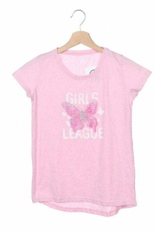 Παιδικό μπλουζάκι Yigga, Μέγεθος 10-11y/ 146-152 εκ., Χρώμα Ρόζ , 69% πολυεστέρας, 31% βαμβάκι, Τιμή 5,84€