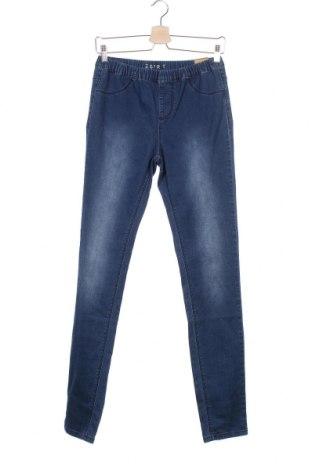 Детски дънки Esprit, Размер 15-18y/ 170-176 см, Цвят Син, 68% памук, 28% полиестер, 2% вискоза, 2% еластан, Цена 19,47лв.