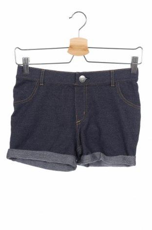 Παιδικό κοντό παντελόνι Circo, Μέγεθος 14-15y/ 168-170 εκ., Χρώμα Μπλέ, 70% βαμβάκι, 26% πολυεστέρας, 4% ελαστάνη, Τιμή 7,27€