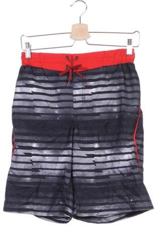 Παιδικό κοντό παντελόνι ZeroXposur, Μέγεθος 15-18y/ 170-176 εκ., Χρώμα Γκρί, Πολυεστέρας, Τιμή 8,18€