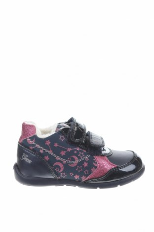 Παιδικά παπούτσια Geox, Μέγεθος 23, Χρώμα Μπλέ, Δερματίνη, Τιμή 42,14€