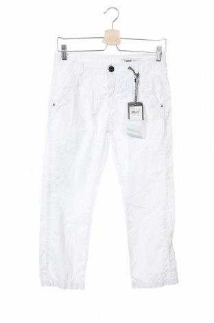 Παιδικό παντελόνι Garcia, Μέγεθος 10-11y/ 146-152 εκ., Χρώμα Λευκό, Βαμβάκι, Τιμή 25,46€