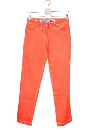 Παιδικό παντελόνι Million X, Μέγεθος 11-12y/ 152-158 εκ., Χρώμα Πορτοκαλί, 98% βαμβάκι, 2% ελαστάνη, Τιμή 10,04€