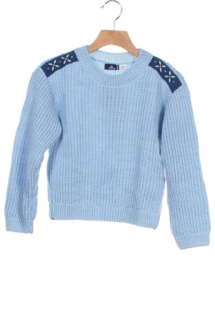 Παιδικό πουλόβερ Chicco, Μέγεθος 4-5y/ 110-116 εκ., Χρώμα Μπλέ, 70%ακρυλικό, 30% μαλλί, Τιμή 8,01€