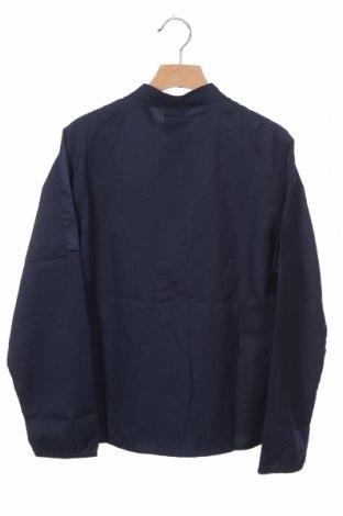 Παιδικό αθλητικό μπουφάν Nike, Μέγεθος 8-9y/ 134-140 εκ., Χρώμα Μπλέ, Πολυεστέρας, Τιμή 13,76€