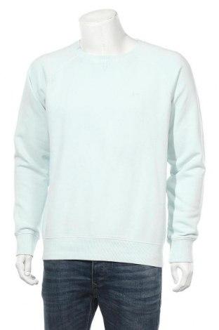 Ανδρική μπλούζα SUN68, Μέγεθος XL, Χρώμα Μπλέ, Βαμβάκι, Τιμή 20,48€