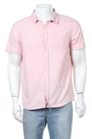 Мъжка риза Bluenotes, Размер L, Цвят Розов, Памук, Цена 4,20лв.
