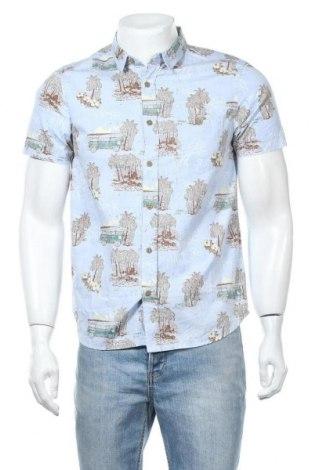 Мъжка риза Brave Soul, Размер S, Цвят Многоцветен, Памук, Цена 11,00лв.