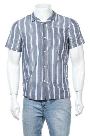 Мъжка риза D/struct, Размер S, Цвят Сив, Памук, Цена 12,25лв.