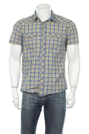 Мъжка риза H&M L.O.G.G., Размер M, Цвят Многоцветен, Цена 4,73лв.