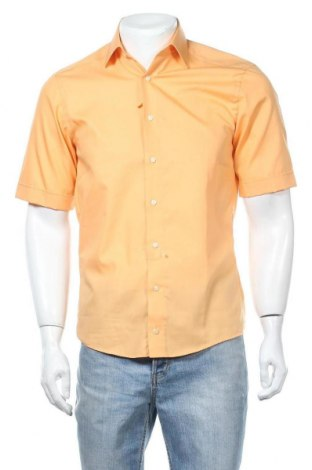 Мъжка риза Redmond, Размер S, Цвят Оранжев, Памук, Цена 5,00лв.