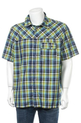 Мъжка риза Vittorio Rossi, Размер XXL, Цвят Многоцветен, Полиестер, Цена 15,17лв.