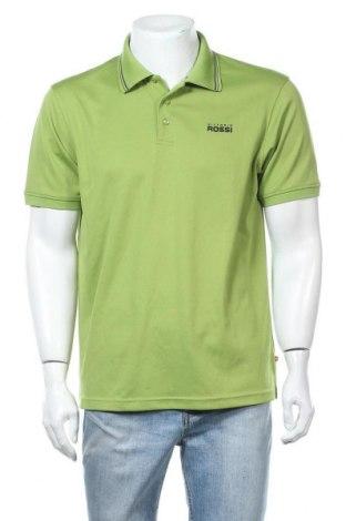 Мъжка тениска Vittorio Rossi, Размер L, Цвят Зелен, Полиестер, Цена 17,96лв.