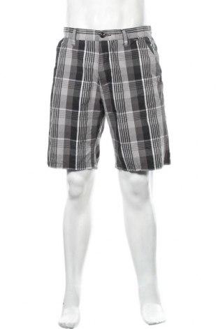 Мъжки къс панталон Hurley, Размер L, Цвят Сив, 55% памук, 45% полиестер, Цена 9,45лв.