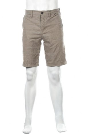Мъжки къс панталон Hurley, Размер S, Цвят Зелен, 54% памук, 44% полиестер, 2% еластан, Цена 7,61лв.