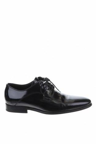 Мъжки обувки Dolce & Gabbana, Размер 38, Цвят Черен, Естествена кожа, Цена 124,08лв.