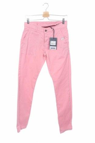 Ανδρικό παντελόνι, Μέγεθος S, Χρώμα Ρόζ , 98% βαμβάκι, 2% ελαστάνη, Τιμή 1,59€