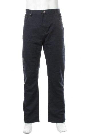 Мъжки панталон Denim&Co., Размер XL, Цвят Син, 100% памук, Цена 36,23лв.