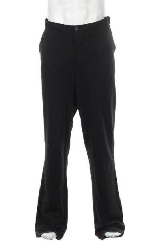 Pánské kalhoty  Hannes Roether, Velikost XXL, Barva Černá, 80% bavlna, 20% polyester, Cena  276,00Kč