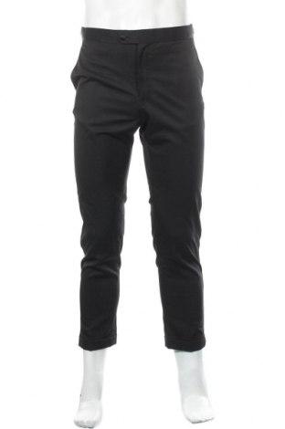 Pánské kalhoty  Mango, Velikost M, Barva Černá, 95% polyester, 5% elastan, Cena  200,00Kč