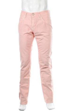 Ανδρικό παντελόνι Munsingwear, Μέγεθος M, Χρώμα Ρόζ , Βαμβάκι, Τιμή 2,36€