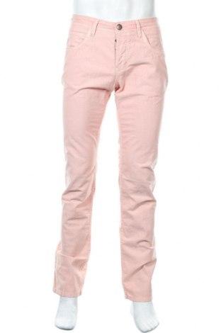 Ανδρικό παντελόνι Munsingwear, Μέγεθος M, Χρώμα Ρόζ , Βαμβάκι, Τιμή 2,32€