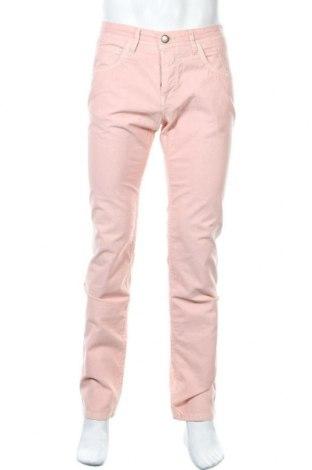 Мъжки панталон Munsingwear, Размер M, Цвят Розов, Памук, Цена 6,84лв.