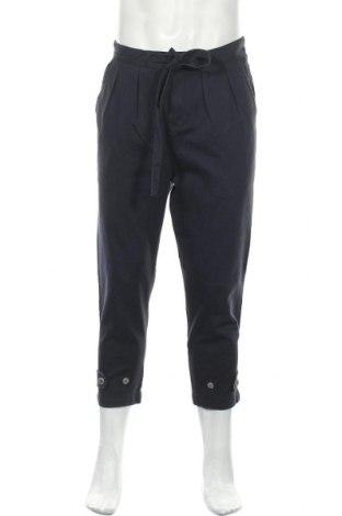 Ανδρικό παντελόνι Originals By Jack & Jones, Μέγεθος M, Χρώμα Μπλέ, Βαμβάκι, Τιμή 7,80€