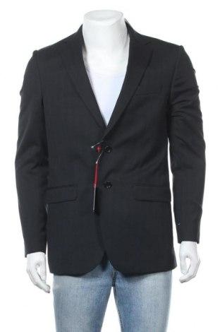 Pánské sako  Lawrence Grey, Velikost M, Barva Modrá, 50% polyester, 48% vlna, 2% elastan, Cena  324,00Kč