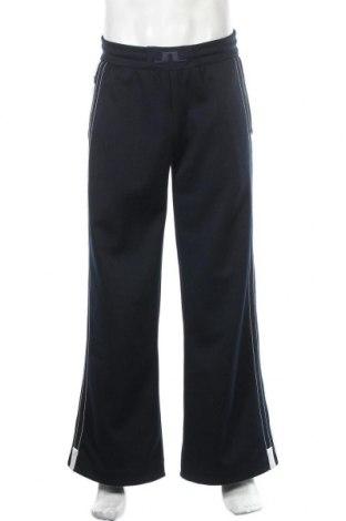 Ανδρικό αθλητικό παντελόνι J.Lindeberg, Μέγεθος S, Χρώμα Μπλέ, 79% πολυεστέρας, 21% βαμβάκι, Τιμή 15,16€