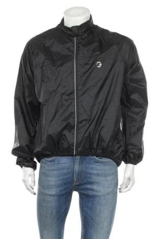 Мъжко спортно яке Tenn, Размер L, Цвят Черен, Полиестер, Цена 6,80лв.