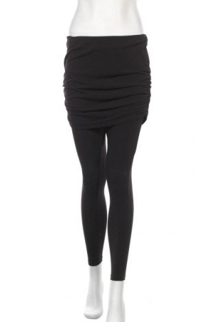 Пола - панталон Zara, Размер M, Цвят Черен, Цена 25,50лв.