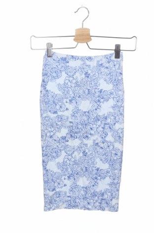 Φούστα American Apparel, Μέγεθος XS, Χρώμα Μπλέ, 60% βισκόζη, 35% πολυαμίδη, Τιμή 5,91€