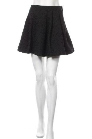 Пола H&M, Размер S, Цвят Черен, 59% полиестер, 41% памук, Цена 4,47лв.