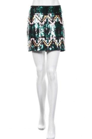 Φούστα H&M Divided, Μέγεθος M, Χρώμα Πολύχρωμο, Πολυεστέρας, Τιμή 17,11€
