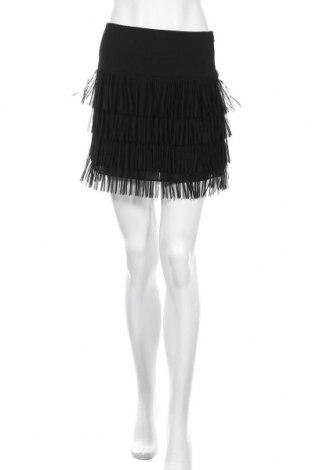 Пола Sisley, Размер XS, Цвят Черен, Полиестер, Цена 18,75лв.
