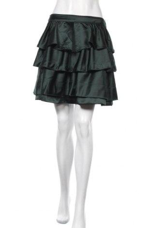 Пола Zara, Размер L, Цвят Зелен, Полиестер, Цена 10,08лв.