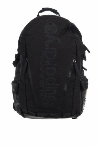 Σακίδιο πλάτης Superdry, Χρώμα Μαύρο, Κλωστοϋφαντουργικά προϊόντα, Τιμή 98,72€
