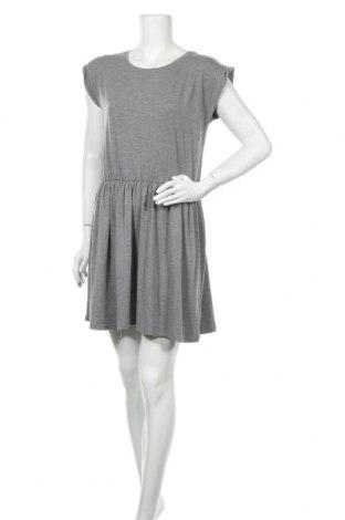 Φόρεμα Just Female, Μέγεθος M, Χρώμα Γκρί, 63% βισκόζη, 33% πολυεστέρας, 4% ελαστάνη, Τιμή 6,24€