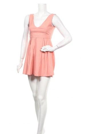 Рокля Kling, Размер XS, Цвят Розов, 95% полиестер, 5% еластан, Цена 29,50лв.