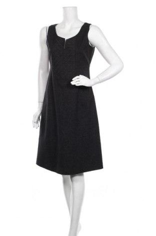 Φόρεμα Noa Noa, Μέγεθος M, Χρώμα Μαύρο, 82% βαμβάκι, 16% μαλλί, 2% ελαστάνη, Τιμή 18,09€