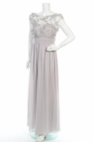 Φόρεμα Sistaglam, Μέγεθος M, Χρώμα Γκρί, Πολυεστέρας, Τιμή 31,73€