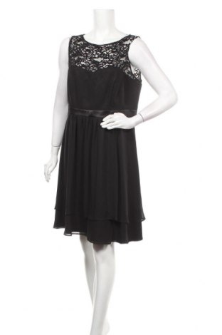 Φόρεμα Vera Mont, Μέγεθος XL, Χρώμα Μαύρο, Πολυεστέρας, Τιμή 69,20€