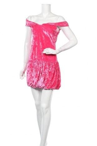 Рокля Vero Moda, Размер M, Цвят Розов, 100% полиестер, Цена 5,00лв.