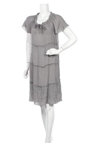 Φόρεμα Zay, Μέγεθος S, Χρώμα Γκρί, 60% βαμβάκι, 40% πολυεστέρας, Τιμή 6,14€