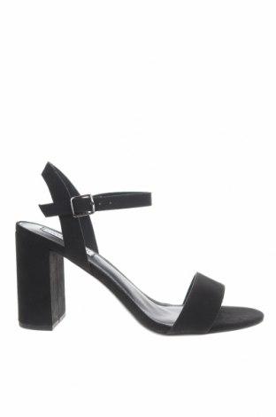 Sandály Steve Madden, Velikost 40, Barva Černá, Textile , Cena  760,00Kč