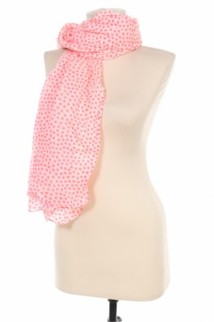 Κασκόλ Becksondergaard, Χρώμα Ρόζ , Βαμβάκι, Τιμή 36,40€