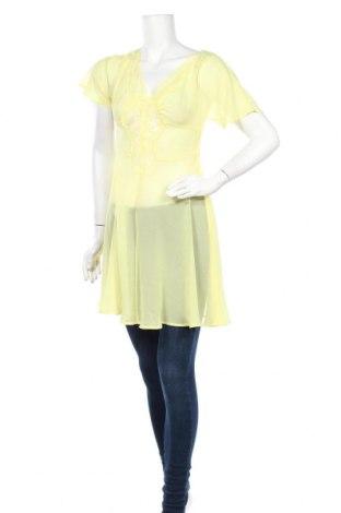Τουνίκ ASOS, Μέγεθος S, Χρώμα Κίτρινο, Τιμή 14,55€